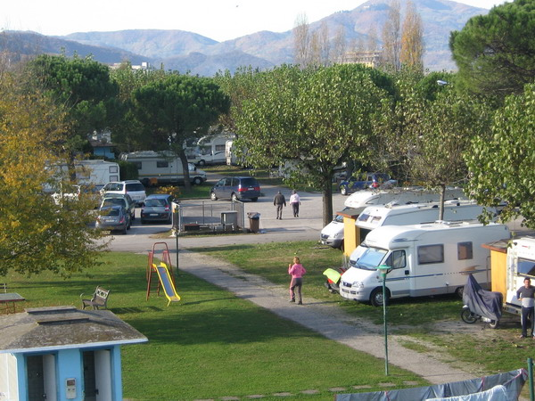 sporting center camping colli euganei